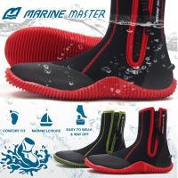 足首も動きやすい完全防水*のウェットスーツ素材ブーツ! メンズ 長靴 ウェットスーツ素材 完全防水 ...