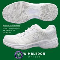 WIMBLEDON ウィンブルドン テニスシューズ メンズ レディース  WM4000 WM-4000