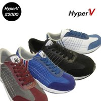 ハイパーV 2000 スニーカー 安全靴 滑らない メディアで紹介 日進ゴム メッシュ素材 滑らない靴 驚異のグリップ力