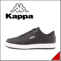 イタリアのスポーツブランド「Kappa」のバスケットパターンを採用したシンプルなコートスニーカー。タ...