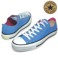 CONVERSE ALL STAR VVD OX 1CJ120 BLUE コンバース オールスター ...