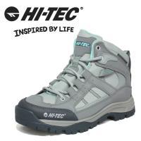 防水 ハイテック HI-TEC HT TRW699 グレー レディース トレッキングシューズ  アウトドア