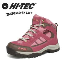 【HI-TEC】の防水仕様シューズ。 ハイキング、トレッキング、レインシューズ、普段履きとして使用O...