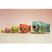 はりこーシカ(はりこーしか)鯉のぼり 五月人形