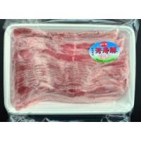 究極のしゃぶしゃぶを。『長崎 芳寿豚 バラスライス500g』豚しゃぶ 炒め物などに (しゃぶしゃぶ すき焼き)(焼肉 焼き肉 バーベキュー) ギフトにも|shokufukutei|06