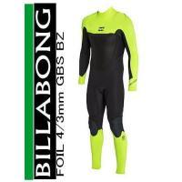 *セールカラー 【ブランド】BILLABONG ビラボン  【モデル】FOIL フォイル  4/3m...