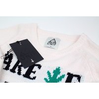 ユニフ ニット UNIF LIGHT PINK SWEATER