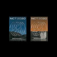 ポスター付【2種セット】NCT 2020 RESONANCE Pt.1 2ND FULL ALBUM NCT2020 正規 2集 アルバム エヌシティー【レビューで生写真5枚|送料無料】