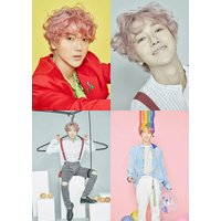 【全曲和訳】SUPER JUNIOR YESUNG PINK MAGIC 3RD MINI ALBUM イェソン【送料無料】