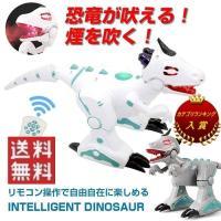 ラジコン ロボット 恐竜 怪獣 おもちゃ 動く 歩く リモコン操作 電池駆動 玩具 4ch ALW-FK501KL