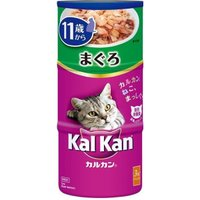【商品名】 (まとめ)マースジャパンリミテッド KHC91 11歳 まぐろ 160g×3P 【猫用・...