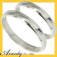 結婚指輪 マリッジリング ペアリング 2本セットです。地金貴金属はプラチナ900(Pt900)となり...