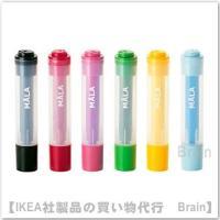 ■カラー:アソートカラー  ■商品の大きさ  パッケージ個数: 6 ピース  ■主な特徴 - 6種類...