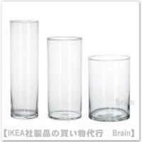 ■カラー:クリアガラス  ■主な特徴 - 重ねて収納できます   デザイナー Anne Nilsso...