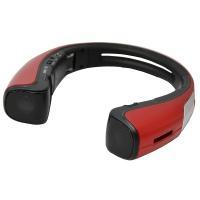 日本アンテナ Bluetooth対応ワイヤレスポータブルスピーカー(レッド)INE(アイネ) NEC...
