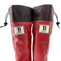 レインブーツ 長靴 バードウォッチング アウトドア ガーデニング 日本野鳥の会  野外フェス おしゃピク 梅雨対策