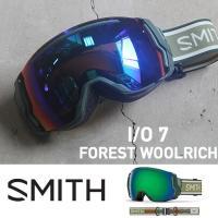 I/07 FOREST WOOLRICH GSX/RSM  I / O 7は、最適なパフォーマンスと...