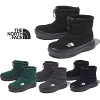 ノースフェイス ヌプシブーツ ショートブーツ メンズ レディース THE NORTH FACE NF51979 Nuptse Bootie Wool V Short ウインターブーツ 黒[1001]