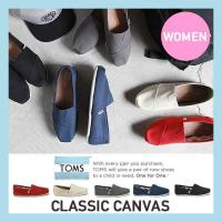 □BRAND:TOMS トムス ■MODEL:CLASSIC CANVAS ■FABRIC: 外側 ...