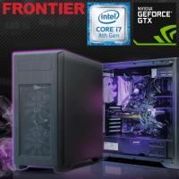 Intelの最新CPU(8世代目)Coffee Lake Core i7 8700Kを搭載 さらにG...