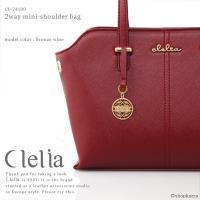 Clelia ミニショルダーバッグ CL-24100
