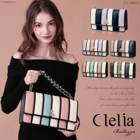 Clelia ショルダーバッグ clelia-30211