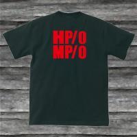 HP・MP Tシャツ・ブラック・プリントレッド・瀕死状態|shop-seed|05