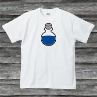 ポーションTシャツ回復!・ホワイト shop-seed 03