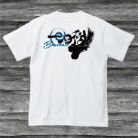 野球・一心不乱Tシャツ・ホワイト・送料無料|shop-seed|03