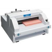 製本加工機:紙折り機・綴じ機・断裁機  印刷の時間短縮、コストダウンに断裁機が活躍します。  ≪仕様...