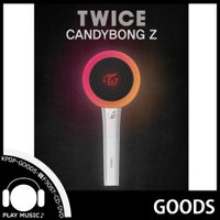 TWICE CANDY BONG Z LIGHT STICK トワイス ツワイス ペン ライト 応援 グッズ 【レビューで生写真5枚|送料無料】