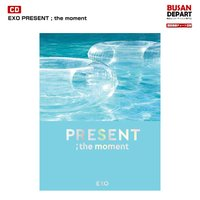 EXO  PRESENT ; the moment  写真集 和訳つき 1次予約 送料無料