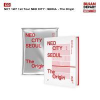 NCT 127 1st Tour NEO CITY : SEOUL - The Origin PHOTOBOOK&LIVE ALBUM 和訳つ 1次予約