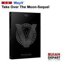 韓国版 ポスターなしでお得 WayV mini2集続編[Take Over The Moon-Sequel]ウェイションブイ 韓国音楽チャート反映 1次予約 送料無料