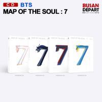 4種選択 初回限定ポスター丸めて発送 防弾少年団 [BTS MAP OF THE SOUL : 7] 韓国音楽チャート反映 和訳つき セブン
