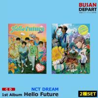 【Photo Book Ver】【2種セット】【初回ポスター丸めて発送】 NCT DREAM 正規1集 リパッケージ [Hello Future] 韓国音楽チャート反映 1次予約 送料無料