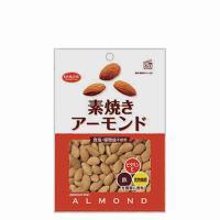 送料無料 素焼きアーモンド 共立食品 200g 12袋入