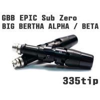 キャロウェイ GBB EPIC Sub Zero ・ XR ・ ビッグバーサ アルファ815 816 専用 スリーブ 335tip Callaway|shopduo