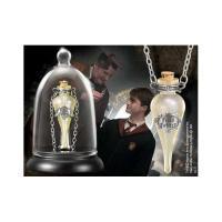 ハリーポッターと謎のプリンスで登場した幸運の液体 フェリックスフェリシス がペンダントになって登場。...