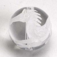 パワーストーン ブレスレット12mm手彫り水晶うまくいく|shrew-y|05