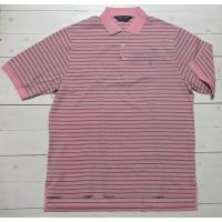 ポロゴルフ ラルフローレン ワンポイント 半袖 ピマコットン ポロシャツ ピンク POLO GOLF 020 shufflestore 02