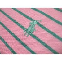 ポロゴルフ ラルフローレン ワンポイント 半袖 ピマコットン ポロシャツ ピンク POLO GOLF 020 shufflestore 04