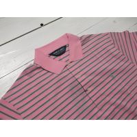 ポロゴルフ ラルフローレン ワンポイント 半袖 ピマコットン ポロシャツ ピンク POLO GOLF 020 shufflestore 05