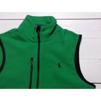 ラルフローレン ワンポイント フリースベスト グリーン Polo Ralph Lauren 131|shufflestore|02