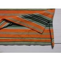 ラルフローレン 半袖 ワンポイント ボーダー 鹿の子 ポロシャツ オレンジ Polo Ralph Lauren 353