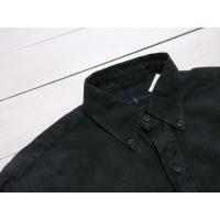 ラルフローレン 長袖 ボタンダウンシャツ ペーズリープリント ブラック Polo Ralph Lauren 614 shufflestore 05