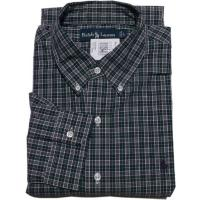 Clothing, Shoes & Accessories Original K Ralph Lauren Mens Polo Shirt Cotton Grey Xxl Men's Clothing
