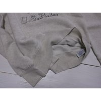 ラルフローレン プリント スウェットシャツ ヴィンテージ オートミール Polo Ralph Lauren 793|shufflestore|05