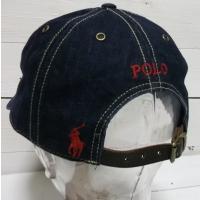 ラルフローレン ブルーデニム キャップ 帽子 Polo Ralph Lauren  123|shufflestore|04