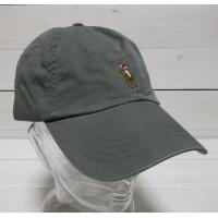 ラルフローレン ワンポイント キャップ 帽子 グレイ Polo Ralph Lauren 125|shufflestore|02